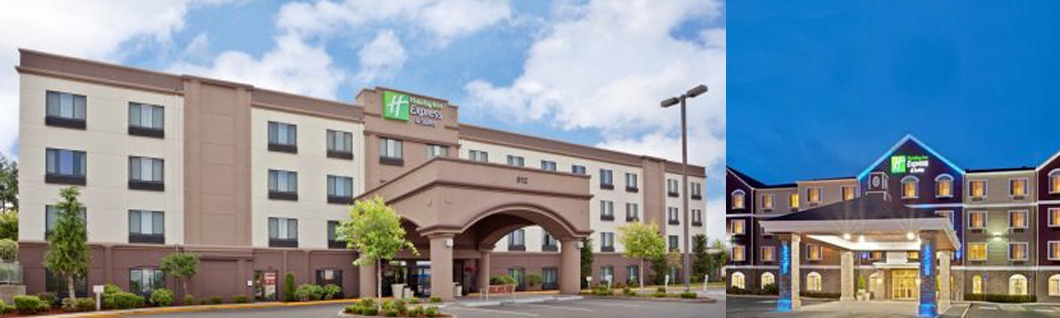 Holiday Inn – Federal Way, WA, 1999