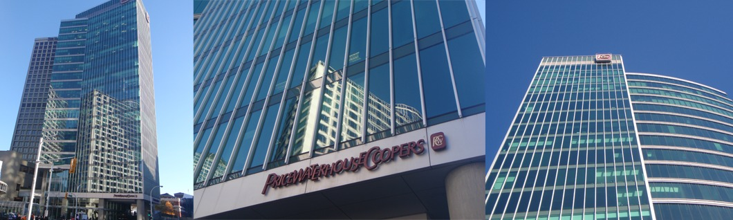 PricewaterhouseCoopers Tower – Vancouver, BC 2002