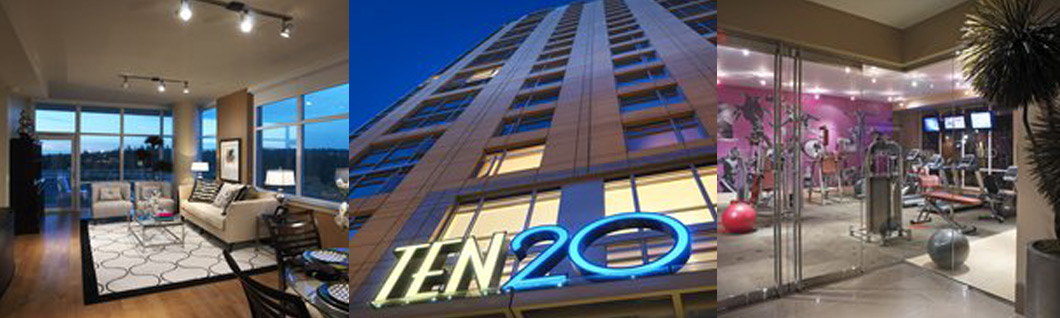 Ten20 Tower – Bellevue, WA, 2009
