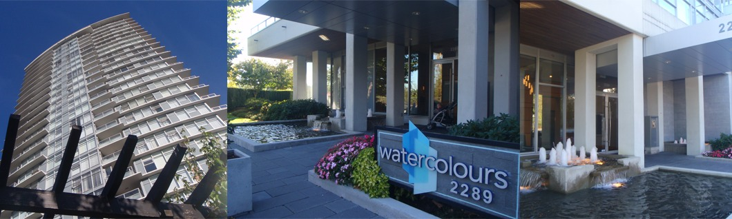 Watercolours Tower – Burnaby, BC, 2007