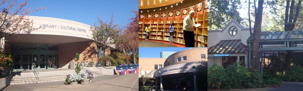 Richmond Public Library & Cultural Centre – Richmond, BC